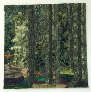 Deep Forest, by Joyce Murrin