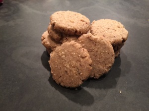 The Dutch Pecan Sandies